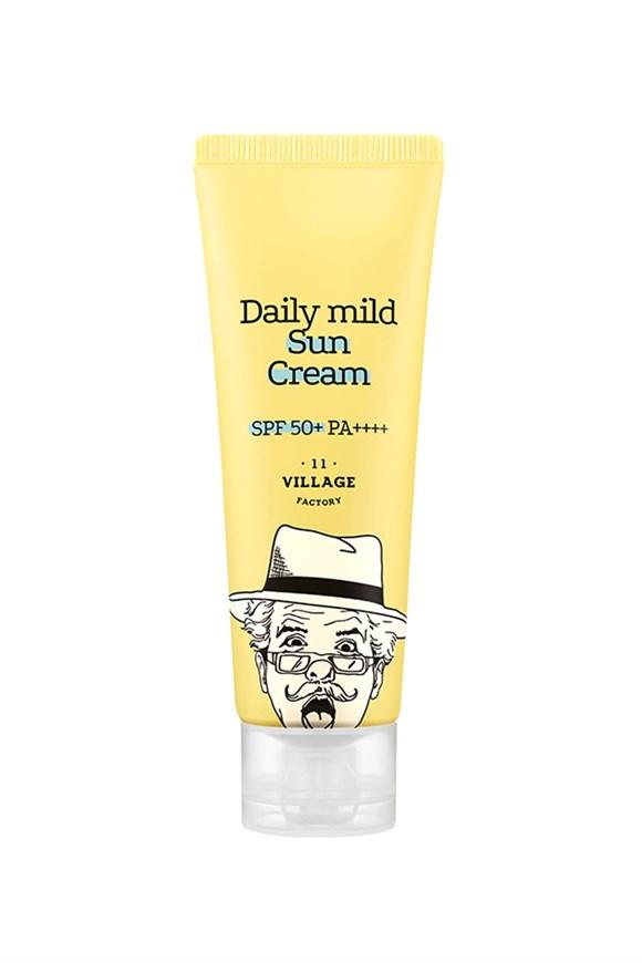 Village 11 Factory Daily Mild Sun Cream
