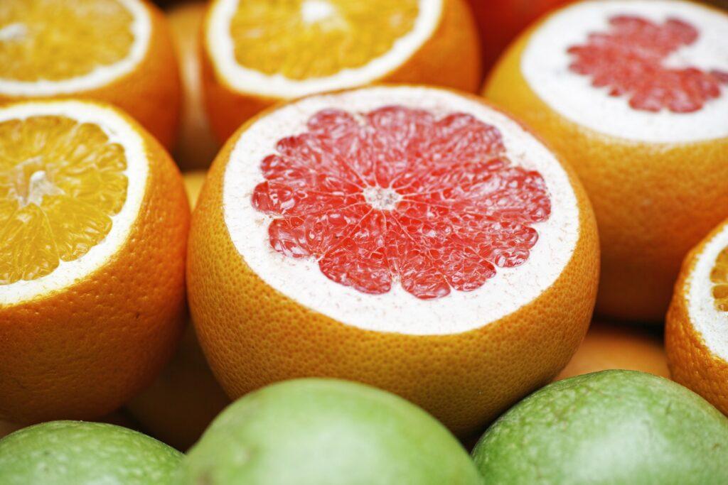 C Vitamini ile Kore Cilt Bakımı